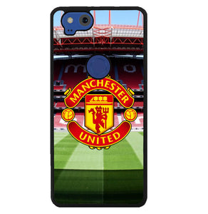 manchester united W3860 Google Pixel 2 Case
