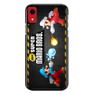 super mario W4018 iPhone XR Case