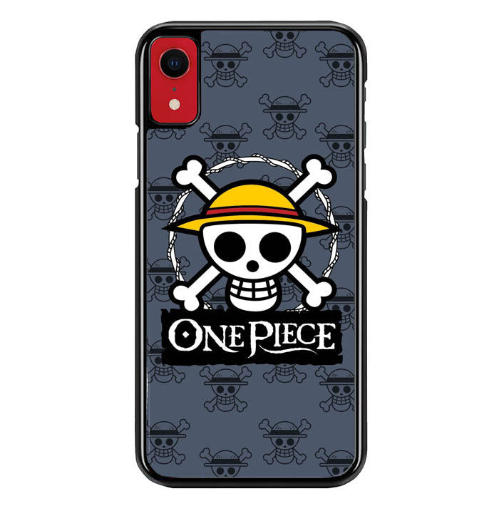 ONE PIECE LUFFY W4034 iPhone XR Case
