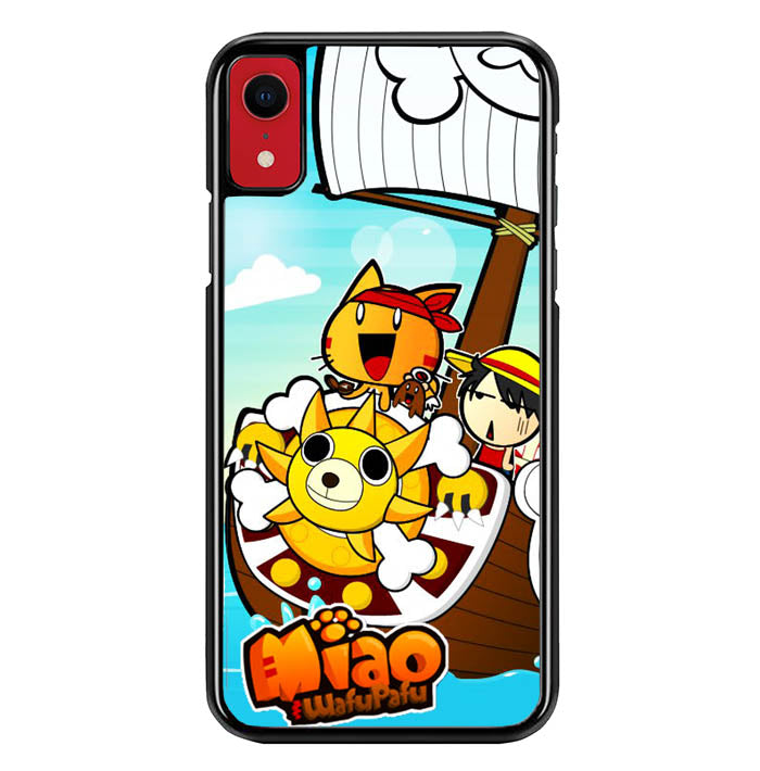 Miao & WafuPafu W4035 iPhone XR Case