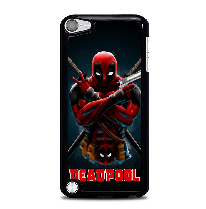 DEADPOOL W4044 iPod Touch 5 Case