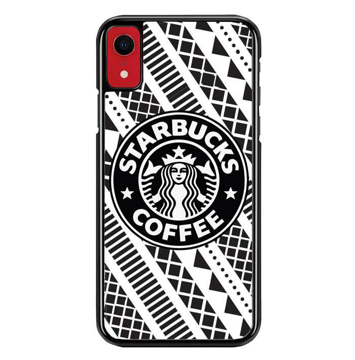 Tribal Starbucks W4118 iPhone XR Case