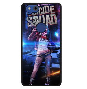 suicide squad  harley quinn W4447 Google Pixel 2 Case
