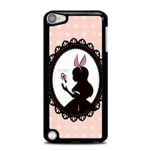 alice in wonderland W4497 iPod Touch 5 Case