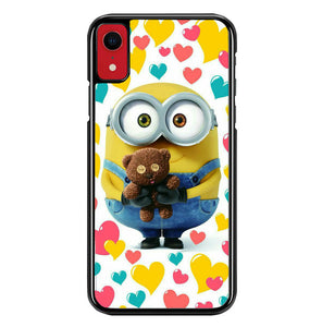 Minions W4683 iPhone XR Case