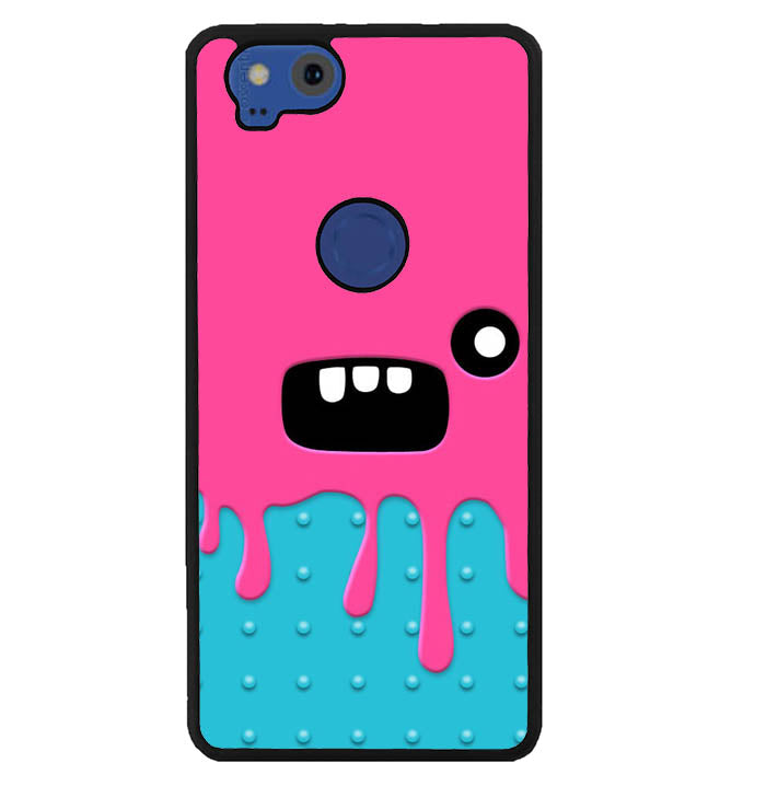 monster W4763 Google Pixel 2 Case