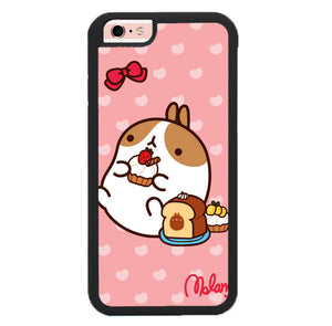 Molang W4766 iPhone 6, 6S Case