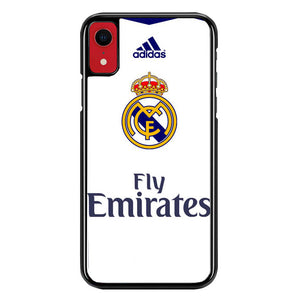 Real Madrid W4801 iPhone XR Case