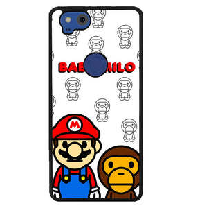 Baby Milo And Mario W4812 Google Pixel 2 Case