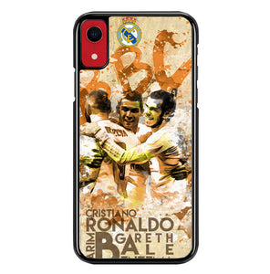 Real Madrid W4817 iPhone XR Case