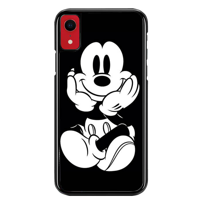 mickey mouse W4827 iPhone XR Case