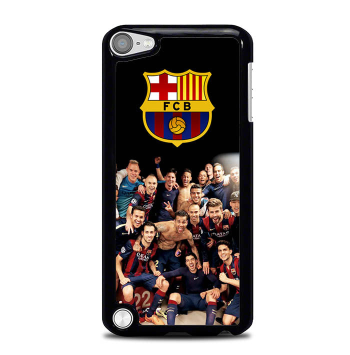 fc barcelona W4832 iPod Touch 5 Case
