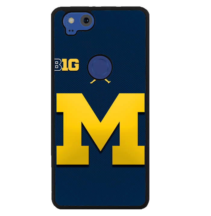 michigan wolverines W4837 Google Pixel 2 Case