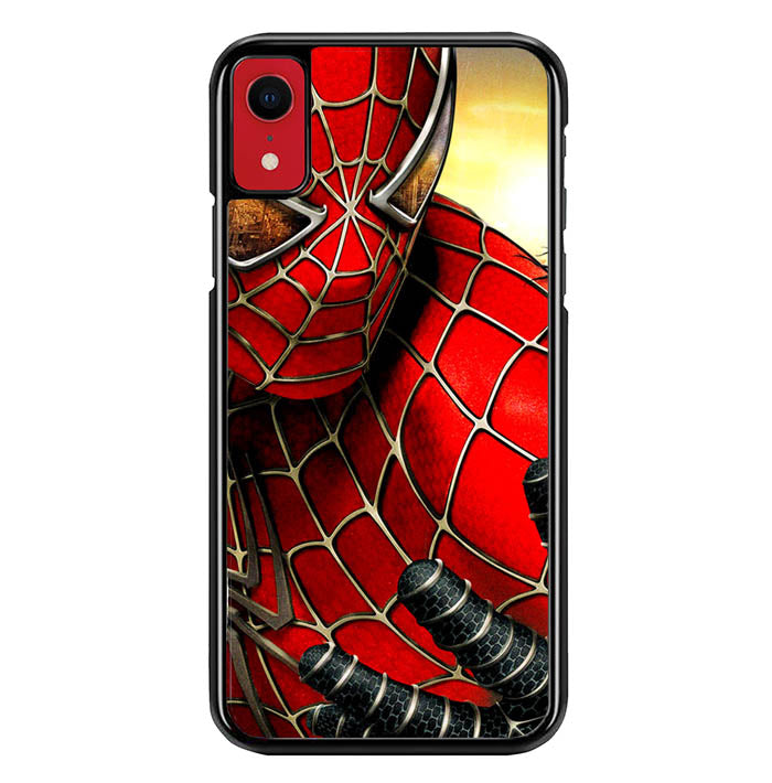 spiderman W4842 iPhone XR Case
