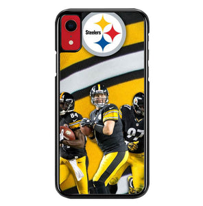 pittsburgh steelers W4891 iPhone XR Case