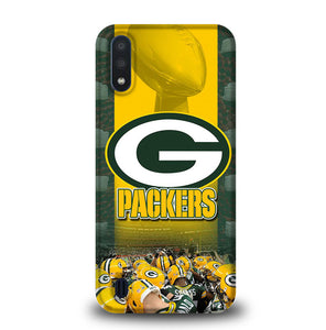 green bay packers W4896 Samsung Galaxy A01 Case