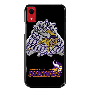 minnesota vikings W4905 iPhone XR Case