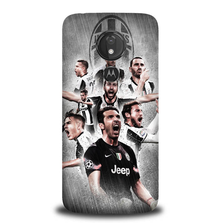 juventus fc soccer club W4935 Motorola Moto G7 Power Case