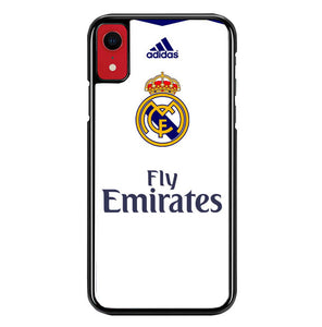 Real Madrid Jersey W4940 iPhone XR Case