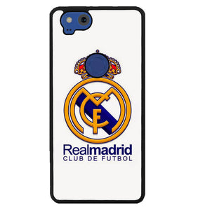 Real Madrid LOGO W4941 Google Pixel 2 Case