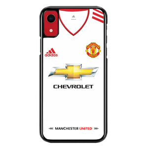 Manchester United Jersey W4956 iPhone XR Case