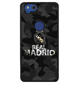 ARMY REAL MADRID W4960 Google Pixel 2 Case