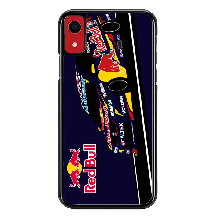 RED BULL DRINK W5019 iPhone XR Case