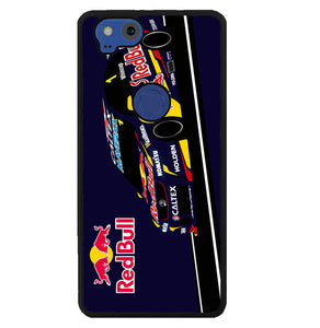 RED BULL DRINK W5019 Google Pixel 2 Case