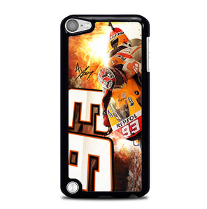 Honda Wing Marquez 93 W5021 iPod Touch 5 Case