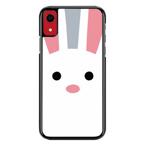 rabbit invasion FACE W5057 iPhone XR Case