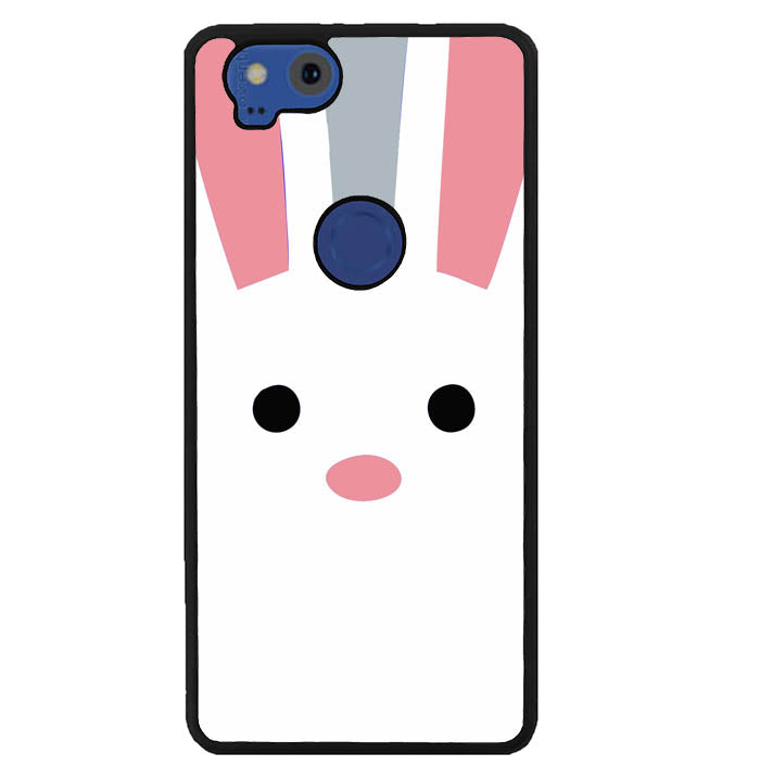 rabbit invasion FACE W5057 Google Pixel 2 Case