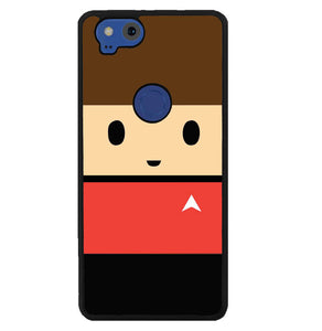 scotty star trek beyond W5063 Google Pixel 2 Case