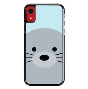 seal animal in water W5064 iPhone XR Case