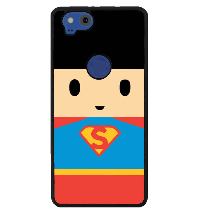 superman dc comic W5067 Google Pixel 2 Case
