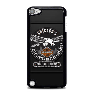 harley davidson W5074 iPod Touch 5 Case