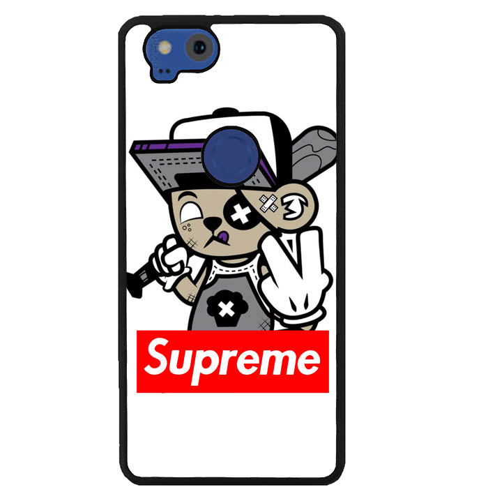 supreme graffiti tee W5097 Google Pixel 2 Case