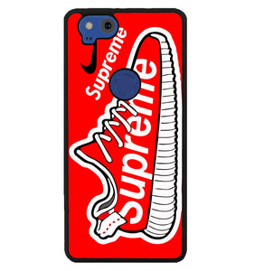 supreme shoes for sale W5098 Google Pixel 2 Case