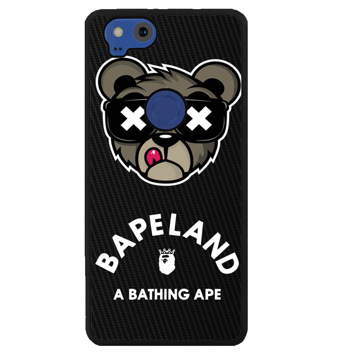 bapeland a bathing ape W5106 Google Pixel 2 Case
