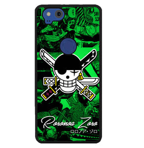 Roronoa Zoro ONE PIECE W5121 Google Pixel 2 Case