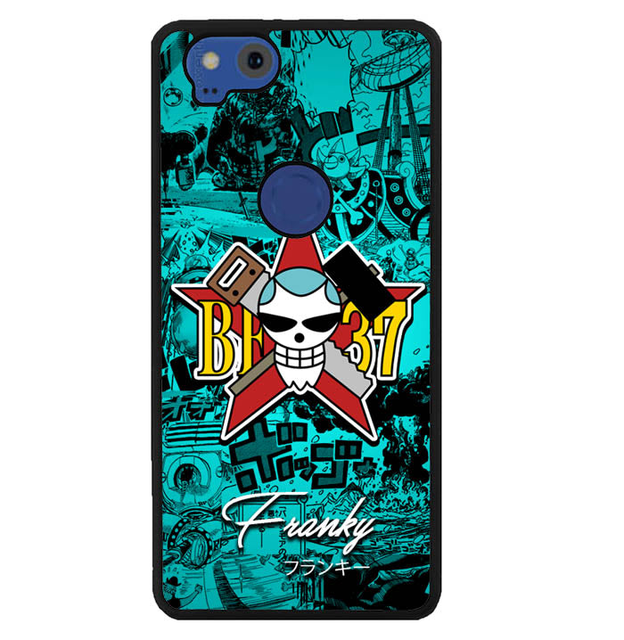 one piece franky super W5126 Google Pixel 2 Case