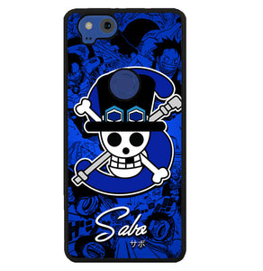 sabo one piece W5131 Google Pixel 2 Case