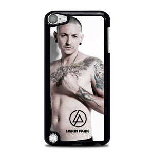 chester bennington W5157 iPod Touch 5 Case