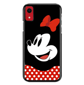 minnie mouse cute W5244 iPhone XR Case