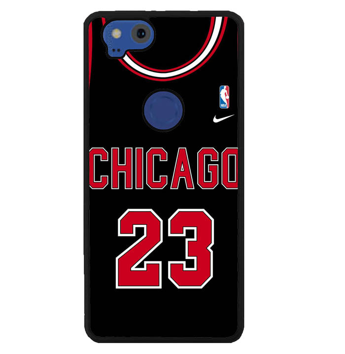 michael jordan number 23 W5277 Google Pixel 2 Case
