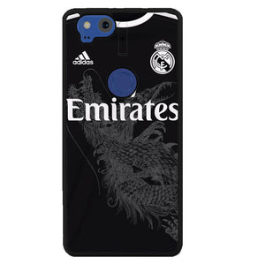 madrid road jersey W5300 Google Pixel 2 Case