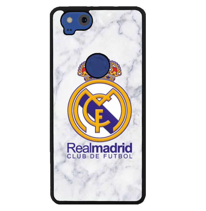 logo jersey real madrid W5301 Google Pixel 2 Case