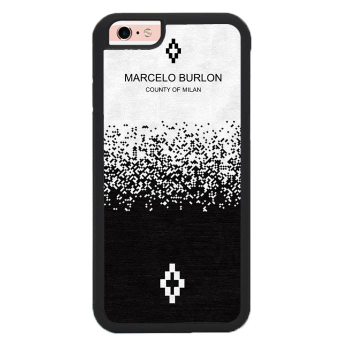 Marcelo Burlon County Of Milan W5317 iPhone 6, 6S Case