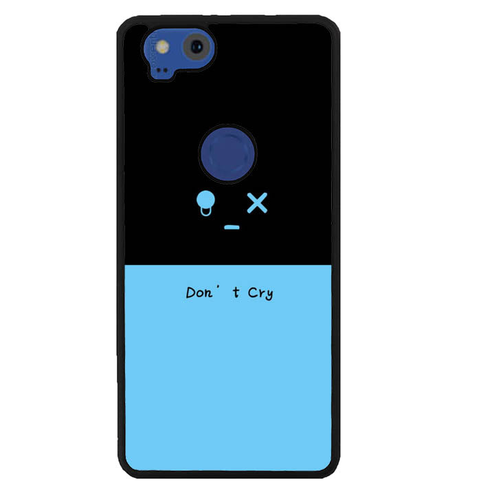 dont cry quotes W5326 Google Pixel 2 Case