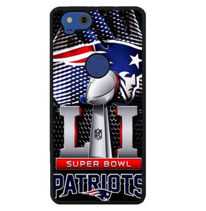 NEW ENGLAND PATRIOTS SUPER BOWL NFL W5363 Google Pixel 2 Case