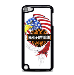 harley davidson  W5372 iPod Touch 5 Case